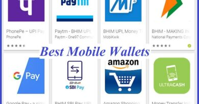 Best Mobile Wallets In India