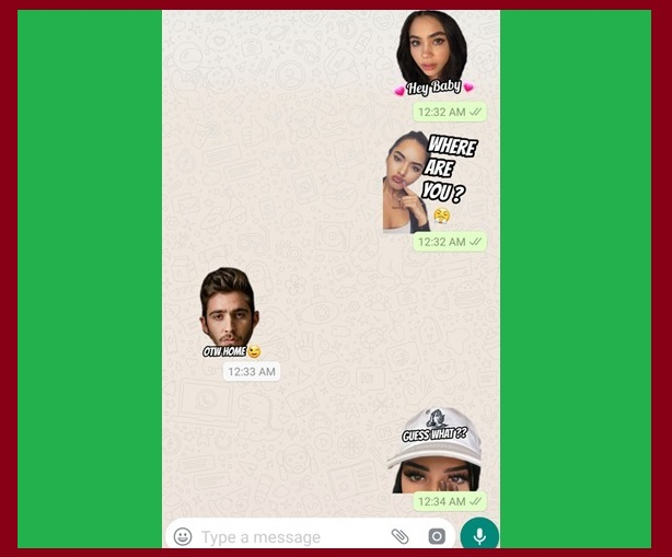 How to Create Stickers in WhatsApp - Personal Stickers